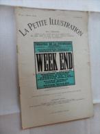 ANCIENNE REVUE / LA PETITE ILLUSTRATION No 407  -  NOV   1928 - Théatre & Déguisements