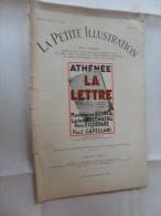 ANCIENNE REVUE / LA PETITE ILLUSTRATION No 477  -  AVRIL   1930 - Toneel & Vermommingen