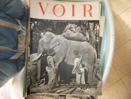 Revues Voir N 19 - Riviste & Giornali