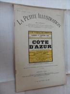 ANCIENNE REVUE / LA PETITE ILLUSTRATION No 521   -  MARS   1931 - Toneel & Vermommingen
