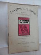 ANCIENNE REVUE / LA PETITE ILLUSTRATION No 527   -  MAI   1931 - Théatre & Déguisements