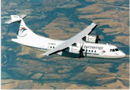 Thème -  Avion - Eurowings Aerospatiale ATR 42-500 - 1946-....: Moderne