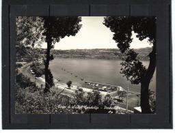 Italie Lazio Lago Di CASTEL GANDOLFO Porticiolo, Le Port  , Di Bernardini  éditeur 44166 - Roma