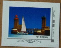 LFV4 HAUTE-NORMANDIE : Port De Fécamp  (autocollant) - Autoadesivi