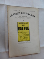 ANCIENNE REVUE / LA PETITE ILLUSTRATION No  856  -  JANV   1938 - Toneel & Vermommingen