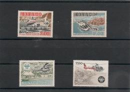 MONACO  Années 1990-94   N° Y/T : 1736/37-1951/52** - Monaco