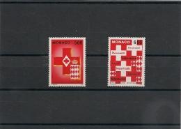 MONACO  Année 1993   N° Y/T : 1906/07** - Monaco