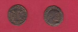 CONSTANTIN // Beau Nummus //  état Ttb - 7. The Christian Empire (307 AD To 363 AD)