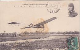 Grande Semaine D Aviation Hauvette Michelin - ....-1914: Precursori