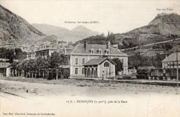 Vue Prise De La Gare - Briancon