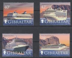 Gibraltar - 2008 Cruise Ships MNH__(TH-843) - Gibraltar