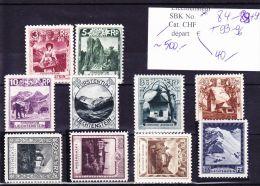 (r)  * 84-85-86-88-90-91-93-94-95-96- - Liechtenstein