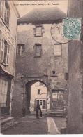 Saint-Benoit-du-Sault 1: Le Portail 1906 - France