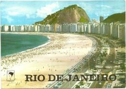 RIO DEJANEIRO - BRASIL (20,5X14,5cm) - Rio De Janeiro