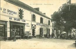 LA BERNERIE (44) PLACE DU MARCHE - La Bernerie-en-Retz