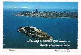 GEV-2  San Francisco Bay : ALCATRAZ - Bagne & Bagnards