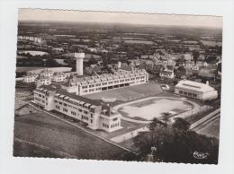 29 - SCAER - Vue Aérienne Groupe Scolaire Joliot Curie - Stade Football - ECOLE - 99-64 A Cim - 1960 - - France