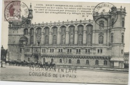 N° 148 (1ère Orphelins) Oblit. St-Germain En Laye Congrès De La Paix / 1919 - 1877-1920: Semi-moderne Periode
