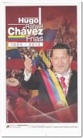 Venezuela Postfris MNH Hugo Chavez - Venezuela
