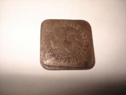 25 CENTIMES 1920 VILLE D ALBI TARN - Monetary / Of Necessity