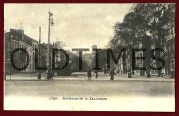 LIEGE - BOULEVARD DE LA SAUVENIERE - 1900 PC - Liege