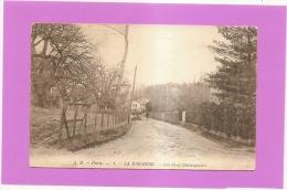 D87 - LA JONCHERE - LES GROS CHATAIGNIERS - état Voir Descriptif - France
