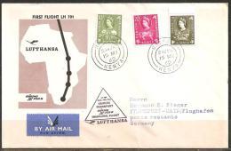 KENIA - LUFTPOST - 1962 - Kenia (1963-...)