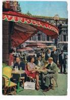 VT-238  AEROVIAS MEXICO S.A.  A PARIS Au Terasse De La Cafe De La Paix Et La Place De L'Opera - Flugwesen