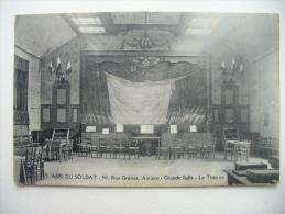 AMIENS - Abri Du Soldat - Grande Salle - Le Théatre - Amiens