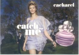 CACHAREL CATCH...ME QUERES GANARTE UN VIAJE A PARIS PARA 2 PERSONAS? REPUBLICA ARGENTINA CARTE A SYSTEME - Mode
