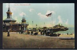 RB 962 - Unlisted Raphael Tuck Postcard - The Pier Bournemouth Hampshire - Now Dorset - Bournemouth (until 1972)