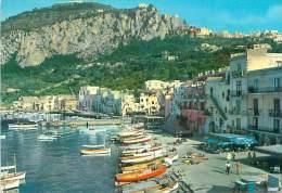 CPM - CAPRI - Marina Grande - Napoli (Naples)