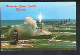 N07 NASA:  Kennedy Space Center - Florida - Lounch Site Of American Astronauts - Used 1972 - Astronomia