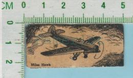 Mini Cartes Avion (1933 Miles Hawk ) - Aviation