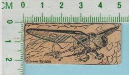 Mini Cartes Avion Transport Militaire (1934 Stinson Reliant ) - Aviation