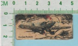 Mini Cartes Avion Chasseur ( 1933 Curtis Pursuit ) - Aviation