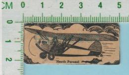 Mini Cartes Avion Single-seat, Open-cockpit ( 1930 Heath Parasol ) - Aviation