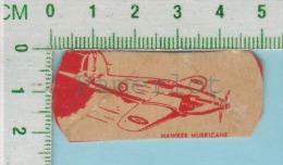 Mini Cartes Avion Chasseur ( 1937 Hawker Hurricane ) - Aviation