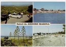 ARDORE MARINA, SALUTI E VEDUTINE, FINESTRELLE, FORMATO GRANDE    **** - Reggio Calabria