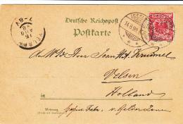Germany / Gruss Aus Postcards / Holland - Allemagne