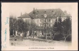 HOUDEMONT . La Ronchère . La Véranda . - France