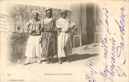 TIRAILLEUR ALGERIEN ET SES FEMMES  EDITION GEISER