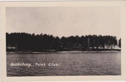 Baskatong Point Club, Quebec, Older Real Photo - Quebec