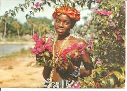 SIERRA LEONE - Floral Maiden - Sierra Leone