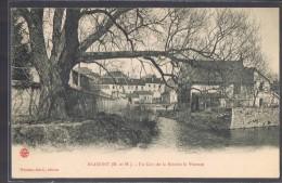 BLAMONT . Un Coin De La Rivière La Vezouze . - Blamont