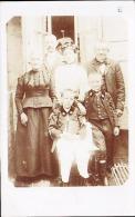 FAMILLE ETRANGERES  CP PHOTO