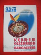 WORTHERSEE VELDEN ,SALZBURG,BADGASTEIN CASINO,ROULETTE - Österreich