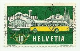 1953 - Svizzera 537 Autobus C2899, - Bus