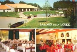 CPSM      Haute Goulaine  Salons De La Louée      P  485 - Haute-Goulaine