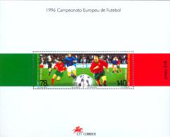 PORTUGAL  European Football Championship - Blocchi & Foglietti